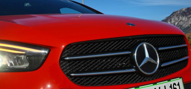 Mercedes-Benz B: na slovenskem trgu