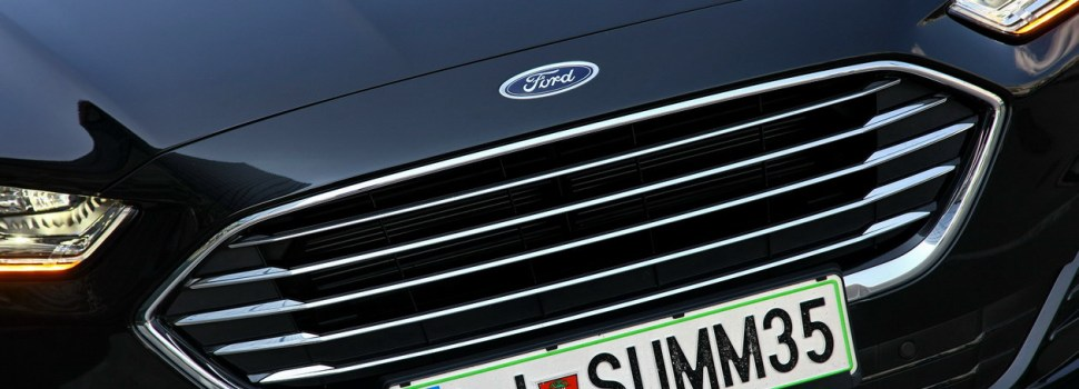 Ford Mondeo: prenovljen na slovenskem trgu