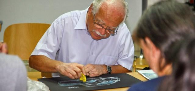 Georg Gedl: demonstracija predstavitvene tehnike