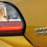 Mitsubishi Space Star: prenovljen na slovenskem trgu