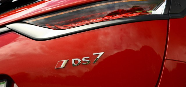 DS 3 Crossback in DS 7 Crossback: na slovenskem trgu