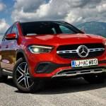 Mercedes-Benz GLA in GLE Coupé: na slovenskem trgu