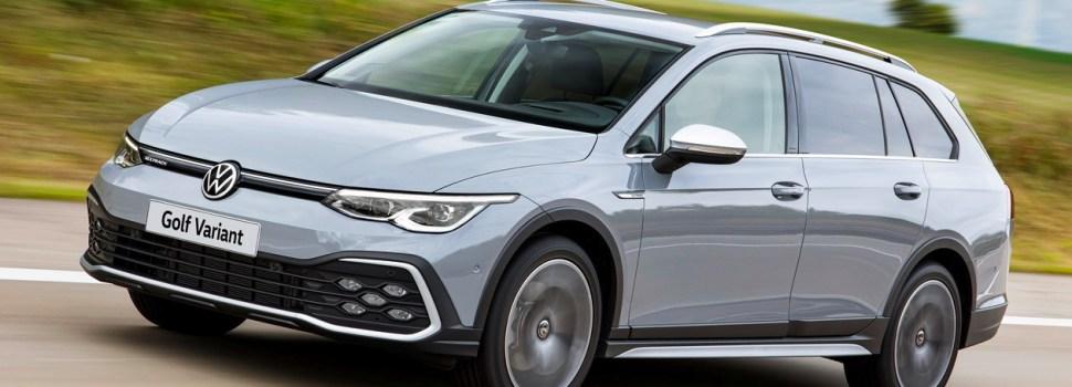 Volkswagen Golf Variant: na slovenskem trgu