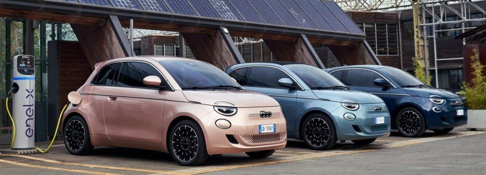 Fiat 500e: na slovenskem trgu