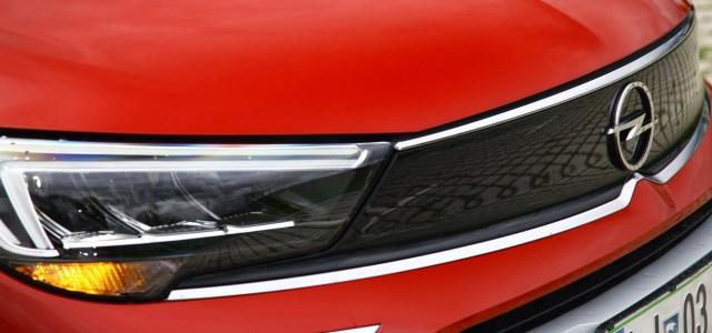 Opel Crossland: prenovljen na slovenskem trgu