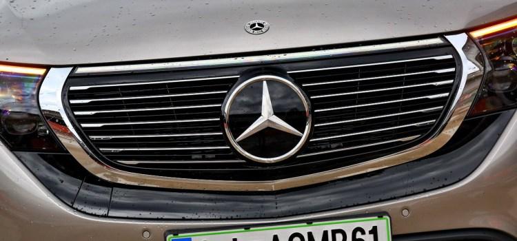 Mercedes-Benz EQC: na slovenskem trgu
