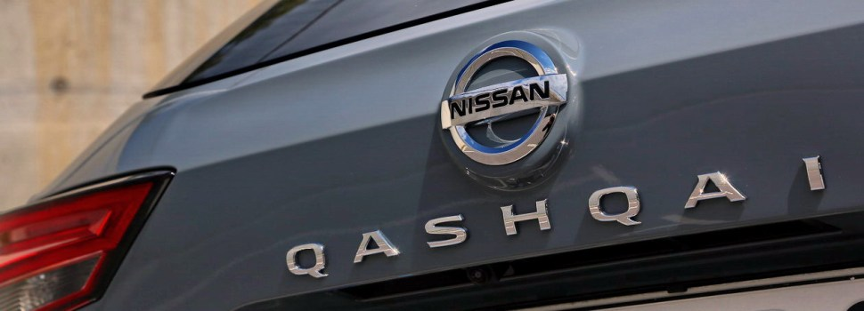 Nissan Qashqai: na slovenskem trgu