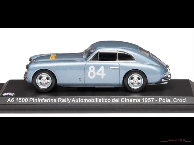 A6 1500 RALLY CINEMA 1957 S
