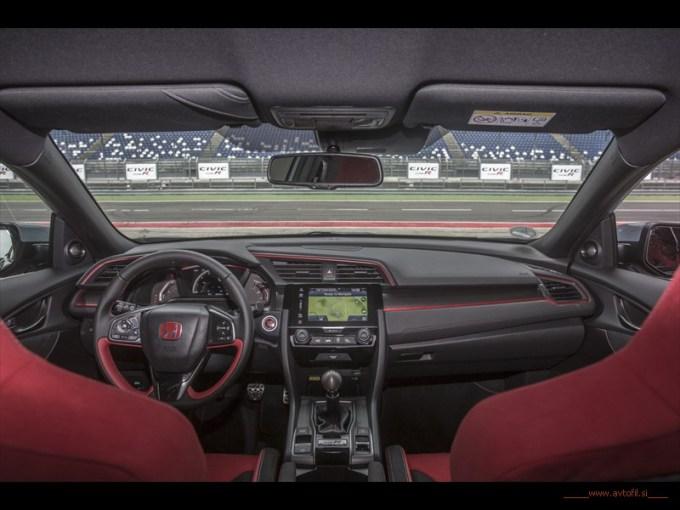2017 Honda Civic Type R (44)