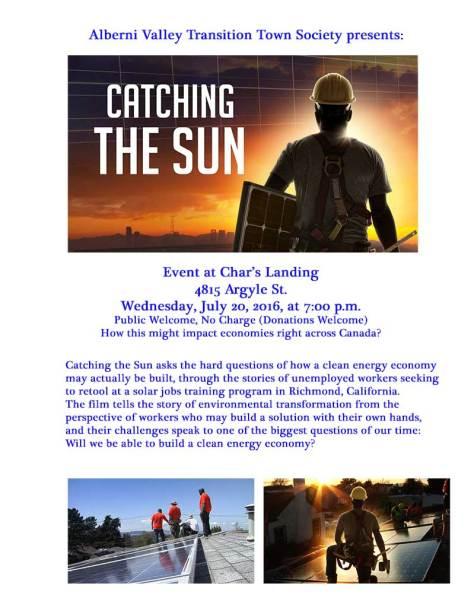 WebCatching-the-Sun