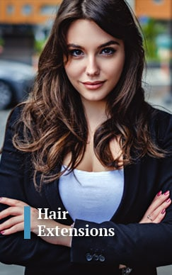 Women's Hair Extensions Madison Wisconsin