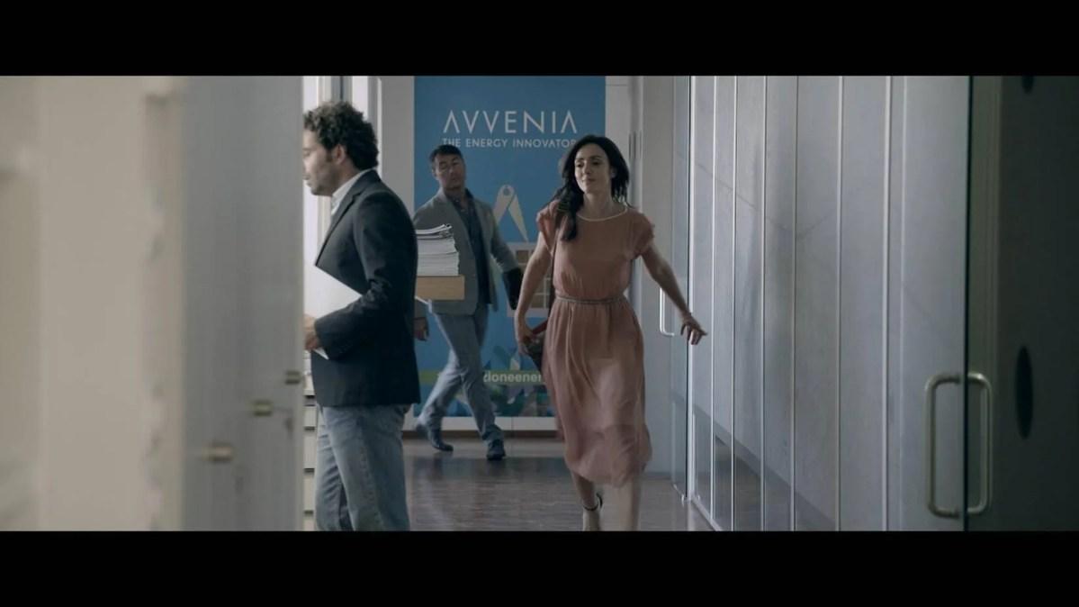 AVVENIA La Scelta Ambra Angiolini