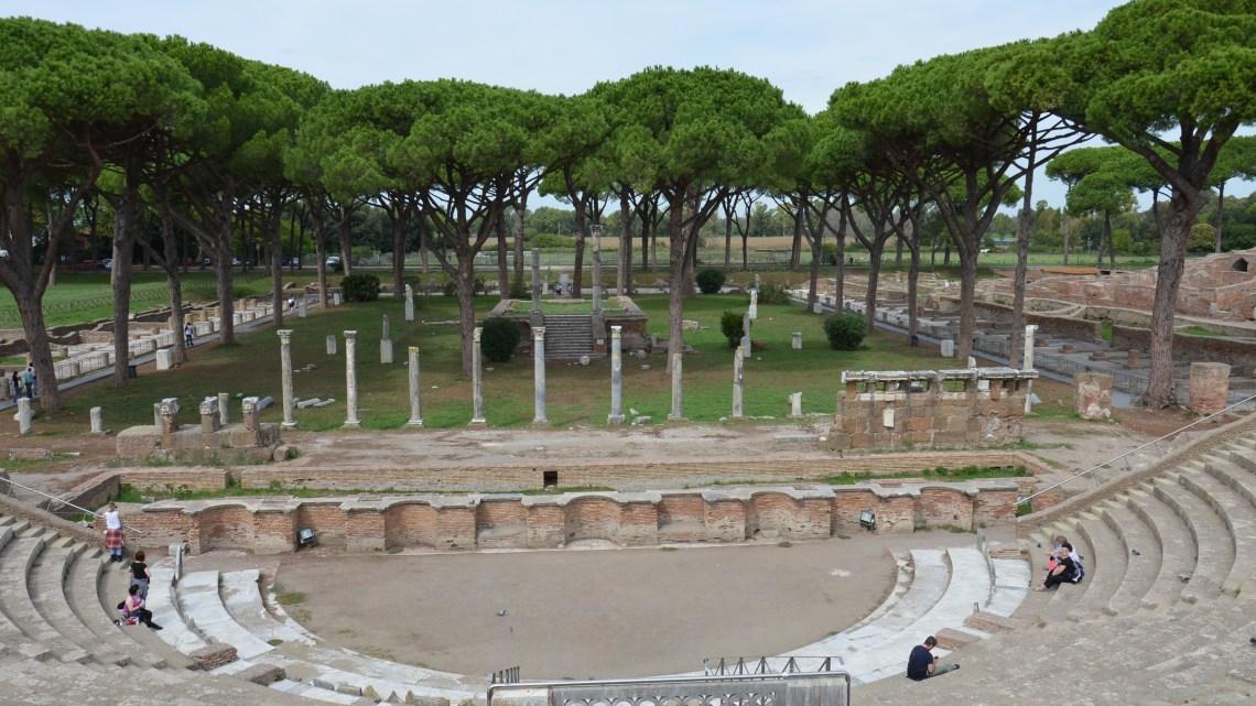Giornate del Patrimonio: gli scavi di Ostia Antica