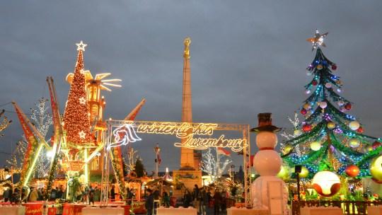 Mercatini di Natale in Lussemburgo