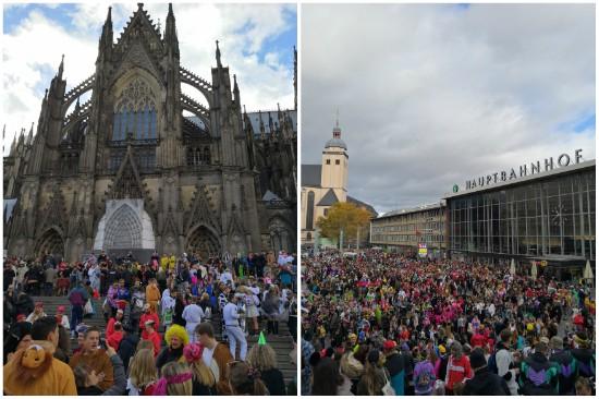 Carnevale a Colonia