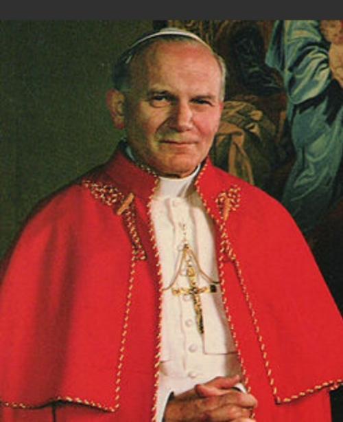 San Giovanni Paolo II: l'atleta di Dio