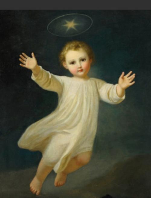 Gennaio, il mese di Gesú Bambino