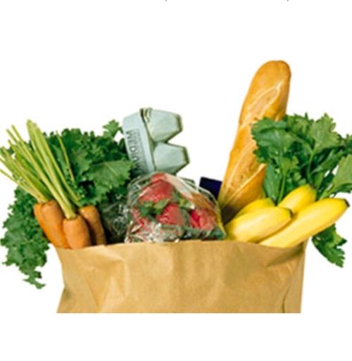 Aumento dei prezzi per alimenti e disinfettanti