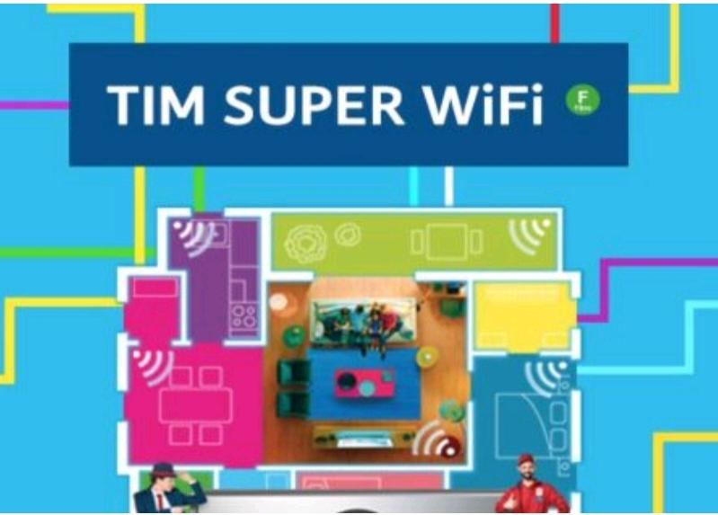 Tim lancia le nuove offerte Wi-FI