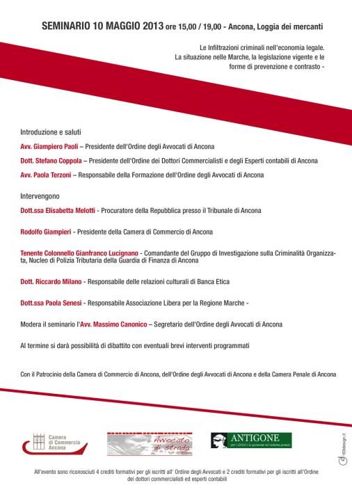 manifesto seminario