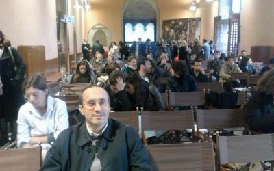 Foto. Avvocato di strada Palermo per l'Alleanza Italiana contro la fame