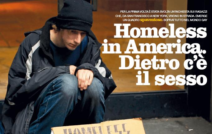LGBT Homelessness negli USA