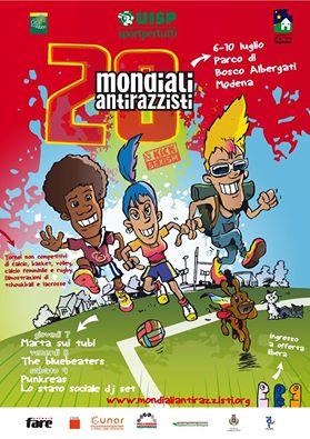 Al via i Mondiali Antirazzisti 2016
