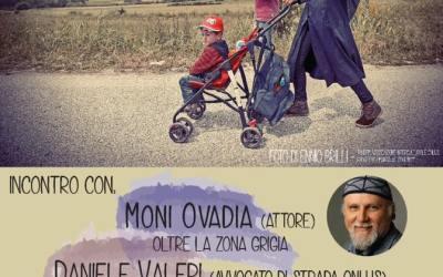 """Di fuga e di coraggio. A Fermo un incontro con Moni Ovadia su accoglienza e antirazzismo"""""""