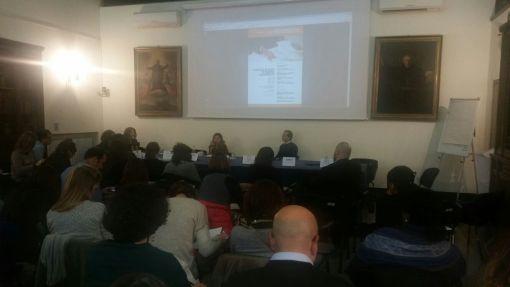 26.11.16 Roma, giornata di studi sui diritti dei migranti