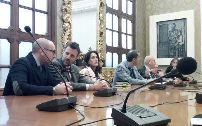 """Bari. Foto e video inaugurazione """"Clinica del diritto"""""""