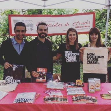 Festa dei diritti 2017 Correggio