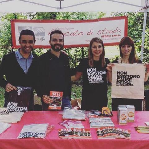 Festa dei diritti 2017 a Correggio