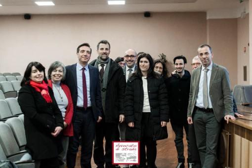 Clinica del diritto Bari, inaugurazione II Edizione