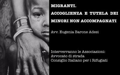 Migranti. Accoglienza e tutela dei minori non accompagnati