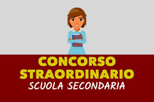 RICORSO CONCORSO STRAORDINARIO CLASSI DI CONCORSO B020 – B021