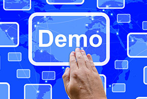 Start with a free demo