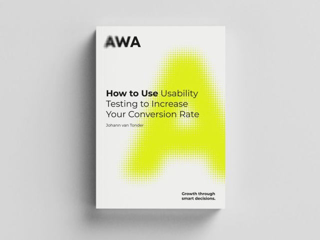How to Use Usability Testing to Increase Your Conversion Rate