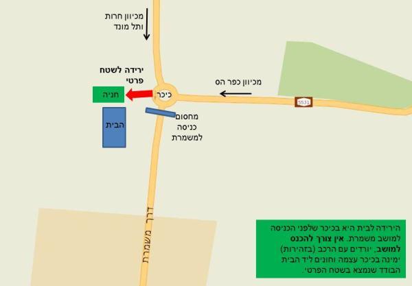 מפה משמרת
