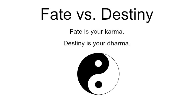 Image result for fate and destiny