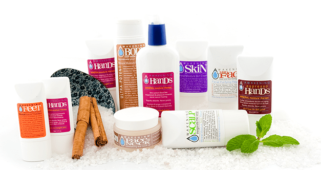 Mineral Skin Care Products
