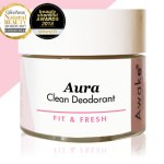 Aura Natural Clean Award Winning Deodorant | Aluminium Free | Main Image