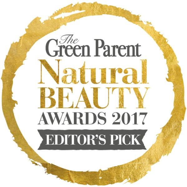 Aura Clean Deodorant. Natural Deodorant That Works. Organic. Aluminium Free. Green Parent Magazine Natural Beauty Awards 2017 Editor's Pick Winner. By Awake Organics.