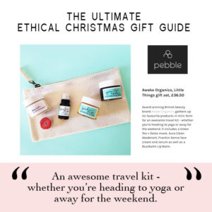 As Seen in Pebble Magazine, Ultimate Ethical Christmas Gift Guide, Balance Magazine, Psychologies Magazine, You Magazine. Vegetarian Living, Daily Mail, Pebble Magazine, You Beauty Box. Best of British. Aura Clean Deodorant. Natural Deodorant That Works. Organic. By Awake Organics. Press. New. YouMagSocial. Daily Mail Online. Sunday Mail, Red Online, The Green Parent. Winner 2017 Natural Beauty Awards. Veggie Magazine Recommends Frankin-cense Divine Face Care. Winter skin saviour. Frankin-Sense Rejuvenating Organic Face Cream and Organic Face Serum. Anti-ageing, for younger looking Skin. Pure and natural. Made with Frankincense, Cannabis (Hemp), Seabuckthorn, Rosehip, Camellia Tea, Carrot Seed. Consciously Made in England. Dry skin. Mature skin. Winter skin. Ethical gift ideas. Christmas Gift Ideas. Gifts For Her. Gift Ideas.