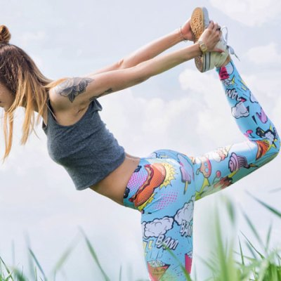 Need To Relax? Yoga is Better Than, Well, Doing Nothing, Study Shows.