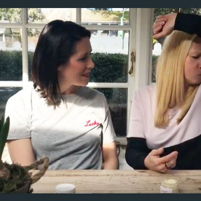 This is what happened when two TV Presenters tried our products (Video)