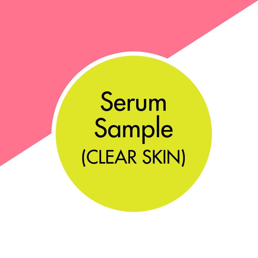 citrus | hemp | natural vegan face serum | UK | cruelty free | paraben free | blemish prone | oil skin | adult acne | awake organics | natural skin care brand UK | sample image