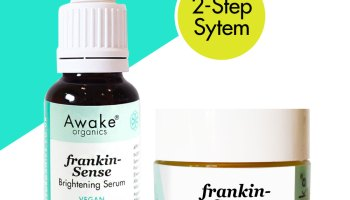 Frankincense Brightening Serum | Vegan & Cruelty Free | Awake Organics