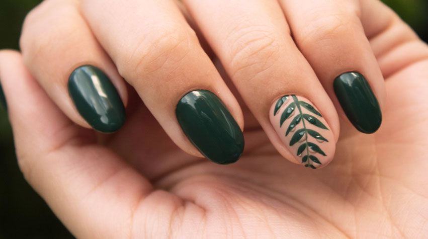 How To Repair Damaged Nails | Gel Nail Polish | By Awake Organics