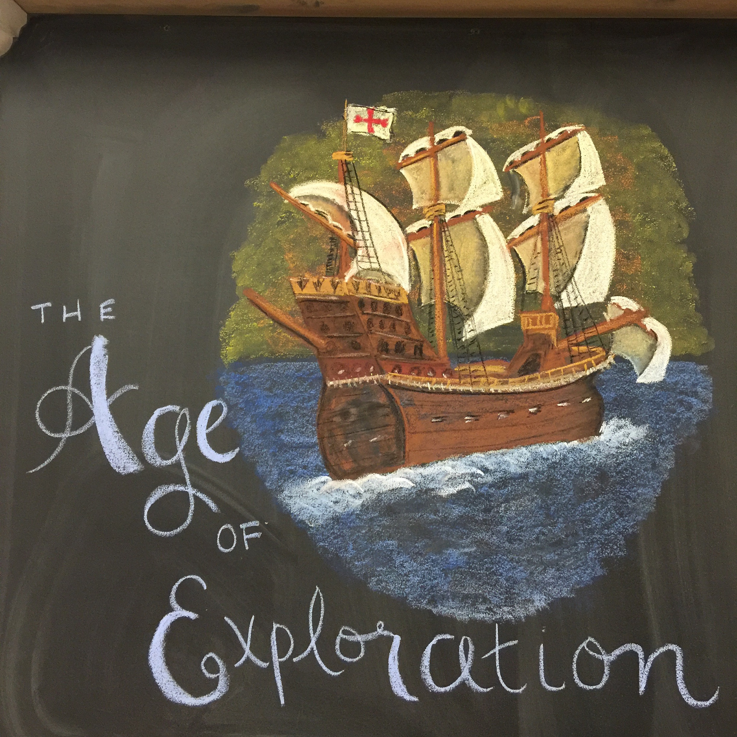 The Age Of Exploration Waldorf 7th Grade