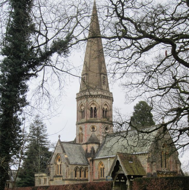 St Barnabus Church